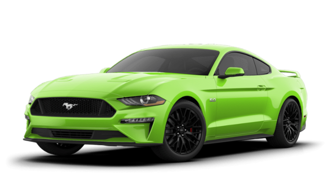 2020 Ford Mustang GT Premium Coupe